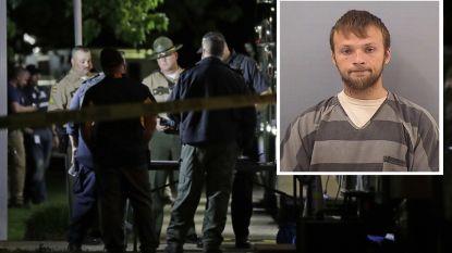 Zeven lichamen ontdekt in woningen Tennessee, verdachte neergeschoten en opgepakt