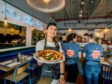 Britse topkok aan het Vreedeplein: Jamie Oliver's Pizzeria bijna open