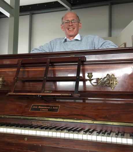 Britse pianostemmer vindt 6 kilo aan gouden munten in instrument