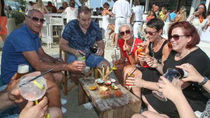 Bestuur Knokke-Heist trekt ten strijde tegen beachbars die eten serveren: hele pizza mag niet, maar stukjes wel