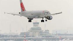 """""""Europa moet passagiers beschermen tegen faillissement luchtvaartmaatschappijen"""""""