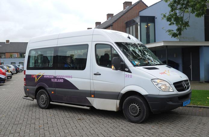 Taxibus van TCR.