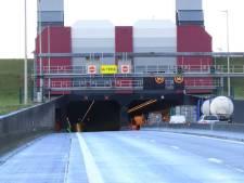 Liefkenshoektunnel richting Nederland vannacht afgesloten voor werkzaamheden