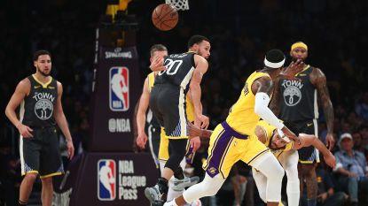 VIDEO. Milwaukee is zeker van eerste plaats in Eastern Conference van NBA, Curry pakt uit met fenomenale pass