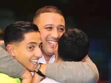 Benhammou met 't Knooppunt in Italië tegen FC Barcelona