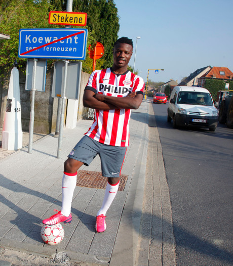 Augustine Loof uit Koewacht maakt debuut in Europa League