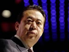 Voormalig hoofd Interpol biecht corruptie op en krijgt 13 jaar cel in China