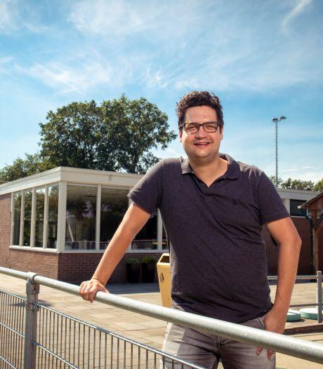 Verloting helpt jubilerende korfballers van KIOS'45 uit Sibculo aan nieuw dak