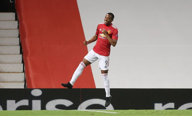 Anthony Martial. Beeld Reuters