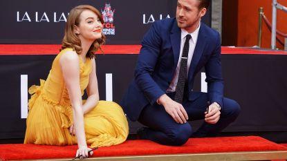"""Emma Stone lyrisch over Ryan Gosling: """"Hij is zo speciaal en getalenteerd"""""""