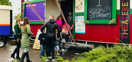 Hippe Happen Festival in Rosmalen zondag afgelast, maar kan wel stootje hebben
