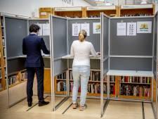 Opkomst in de regio bij verkiezingen Provinciale Staten veel hoger dan vier jaar geleden