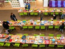 Weggeefwinkel Groesbeek helpt Sint en natuur een handje