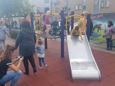 De eerste pop-up-speeltuin van het land duikt op in Den Bosch