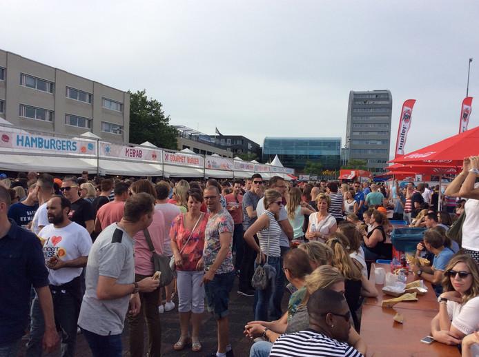 Etenstijd tijden Breda Live.
