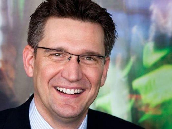 Burgemeester Wim Hillenaar.