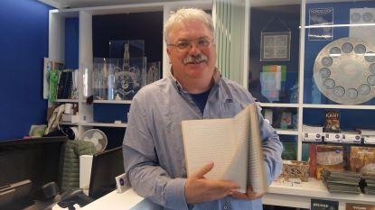 Blontrock strikt 'oudste toerismeboek' van ... Blontrock