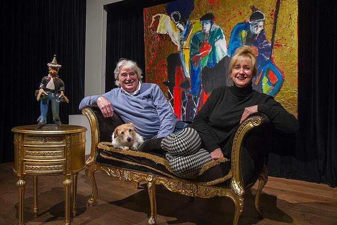 Harrie en Ellen Sijbers van Dejavu
