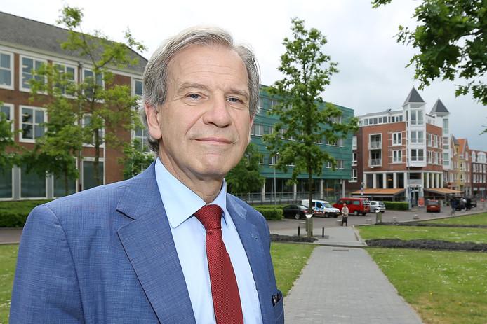 Wethouder Johan Weijland sprak al twee keer met mensen van de milieugroepen.