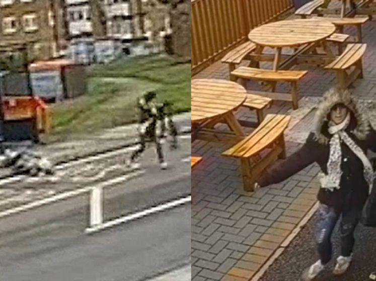 Schokkende beelden tonen hoe 89-jarige vrouw gewelddadig de straat op wordt geduwd en bestolen