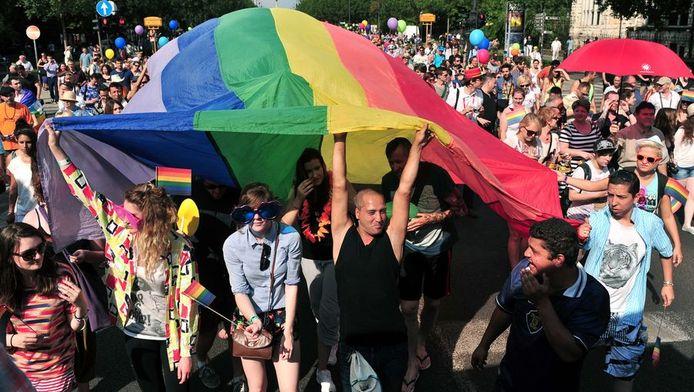 De Budapest Pride