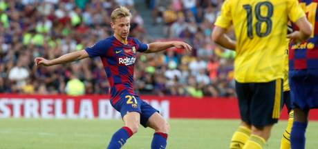 In Barcelona kunnen ze bijna niet meer om Frenkie de Jong heen