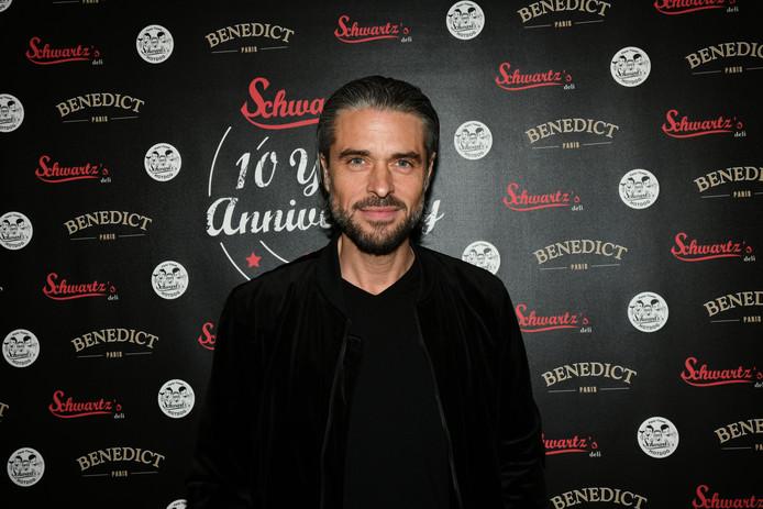 Anthony Dupray, à Cannes, le 27 mai.