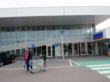 Winkelcentrum de Vlijt 'op slot' door verbod op Action en Kruidvat in Apeldoorn