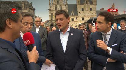 "'Drol'-uitspraak De Wever over Vlaams Belang leidt tot clash in voorzittersdebat: ""Paljas"""