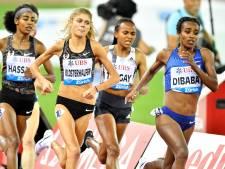 Dibaba valt voor WK weg als concurrente Hassan