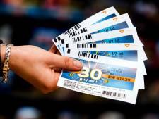 Hoofdprijs van 1 miljoen euro valt op Staatslot uit Kampen: winnaar mag zich melden