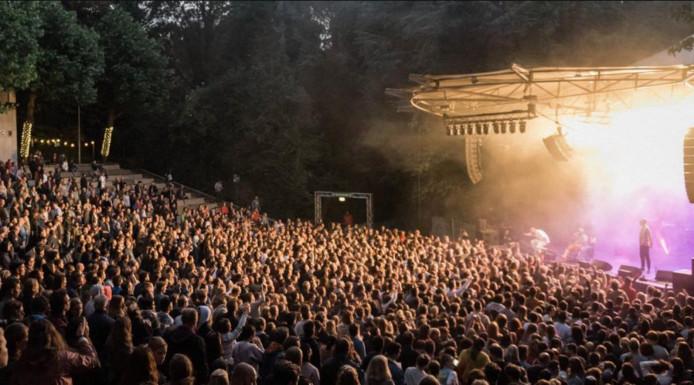 Een optreden in het Rivierenhof afgelopen zomer