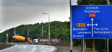 De korte weg naar Echteld is eindelijk klaar