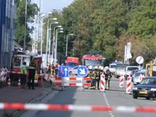 Inval in pand Ter Aar: brandweer in gaspakken aanwezig