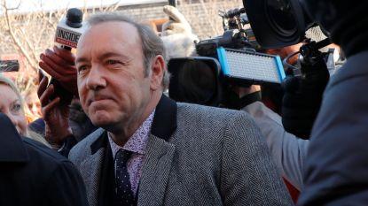 Masseur die Kevin Spacey had aangeklaagd opeens overleden