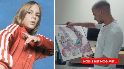 15 jaar geleden nam hij deel aan 'Eurosong for Kids', hoe gaat het nu met 'Simon MC'?