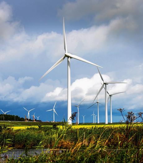Neerijnen gaat niet tegen windmolens vechten