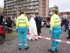 Brand in Vlaardingse flat vermoedelijk aangestoken: minderjarige verdachte in beeld