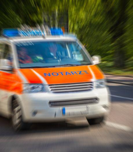 Wielrenner uit Haaksbergen gewond na val in Vreden