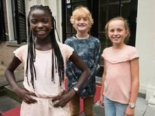 Mijke Moons (10) gekozen als eerste kinderburgemeester van Stichtse Vecht