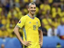 Ibrahimovic a rencontré le sélectionneur en vue d'un retour en équipe de Suède