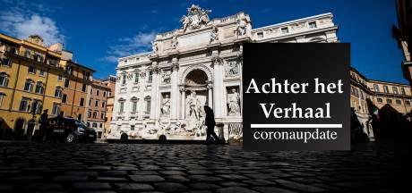 Podcast   Correspondent mag niet naar buiten in Rome