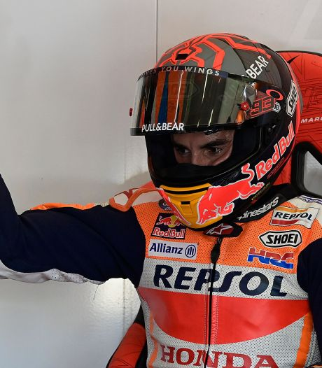 Marc Márquez mist 'Brno' na nieuwe operatie, Bradl vervangt de wereldkampioen