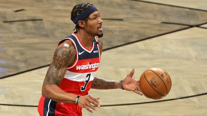 Washington verliest van leider Philadelphia ondanks 60 punten van Bradley Beal