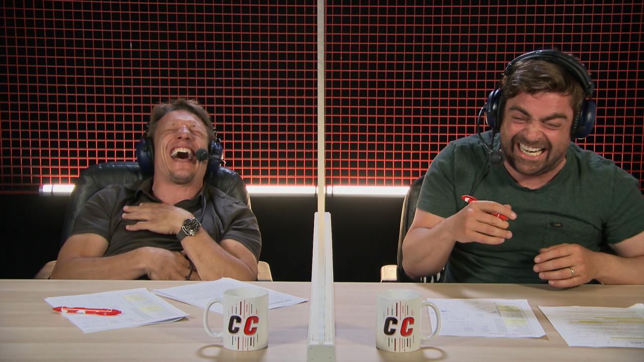 Wesly Sonck en Pedro Elias gaan er niet bij zijn in de 'Student Edition' van 'De Container Cup'