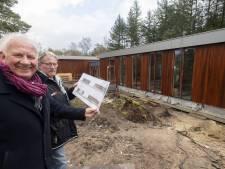Uitbreiding van infocentrum Canadese begraafplaats in Holten ligt op koers