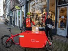 Lingerie laten bezorgen met de fietskoerier: 'We hebben een speciale lockdown-actieprijs'