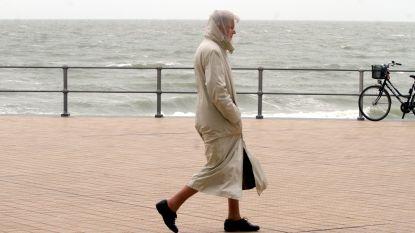 Grillig weekend voor de boeg met veel regen en wind