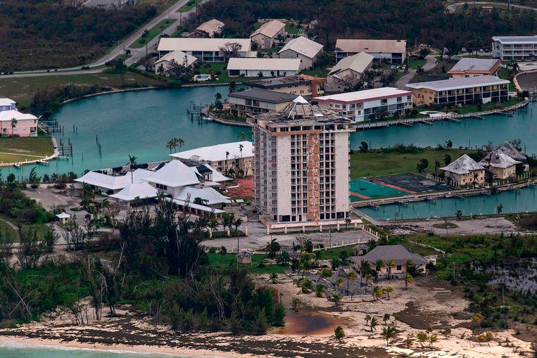 Grand Bahama. Beeld AFP