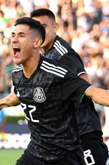 Voormalig FC Groningen-aanvaller Antuna grote man bij monsterzege Mexico